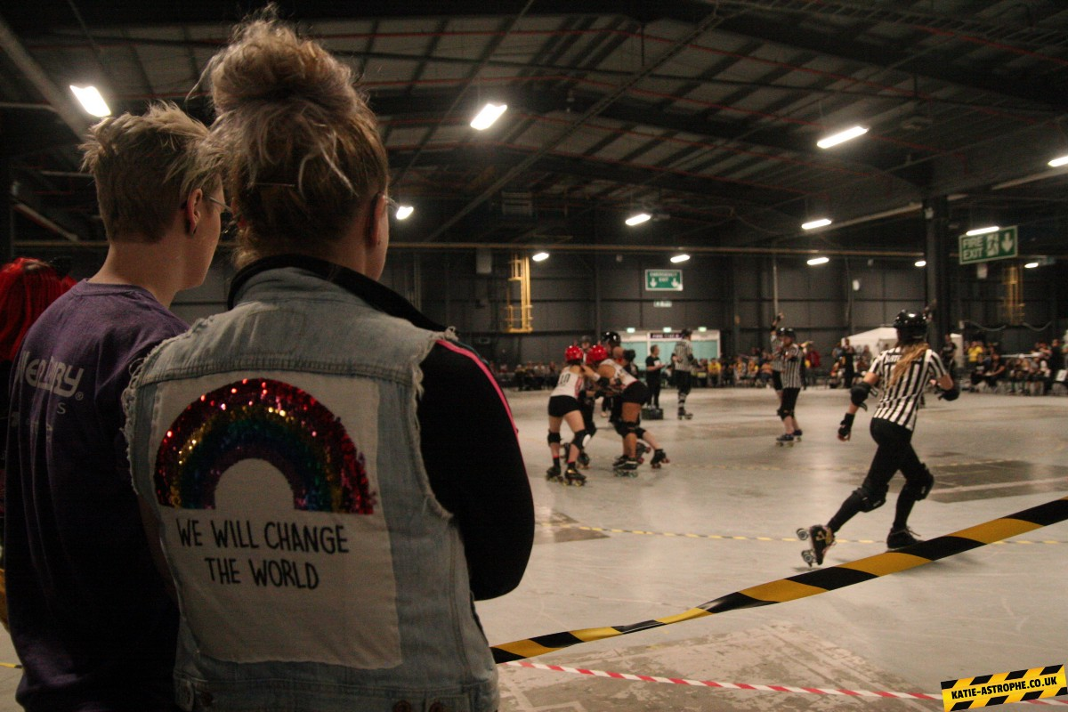 Roller Derby World Cup 2018